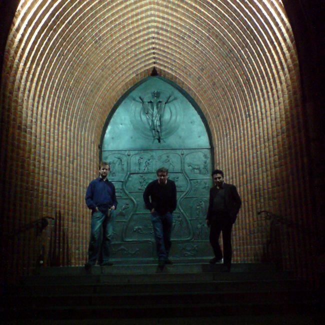 Rich Webb band in Germany