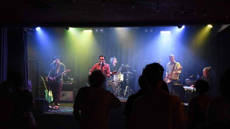 Rich Webb Band - Northcote Social Club - 7 April 2019
