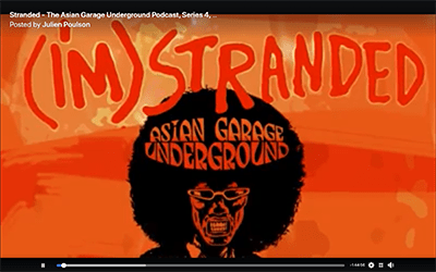 Asian Garage Underground - radio interview